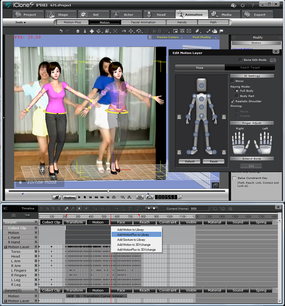 Iclone5 Pro Software Animation 3d Free Download Blbhome