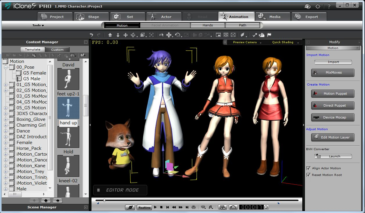 mmd how to add second model