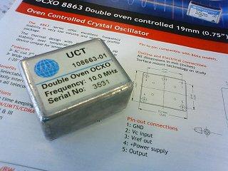 Packet of 10-5690 ohms Western Electric Resistors