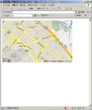 サンプルマップ