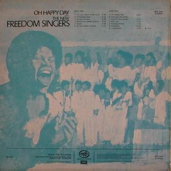 New Freedom Singers Oh Happy Day