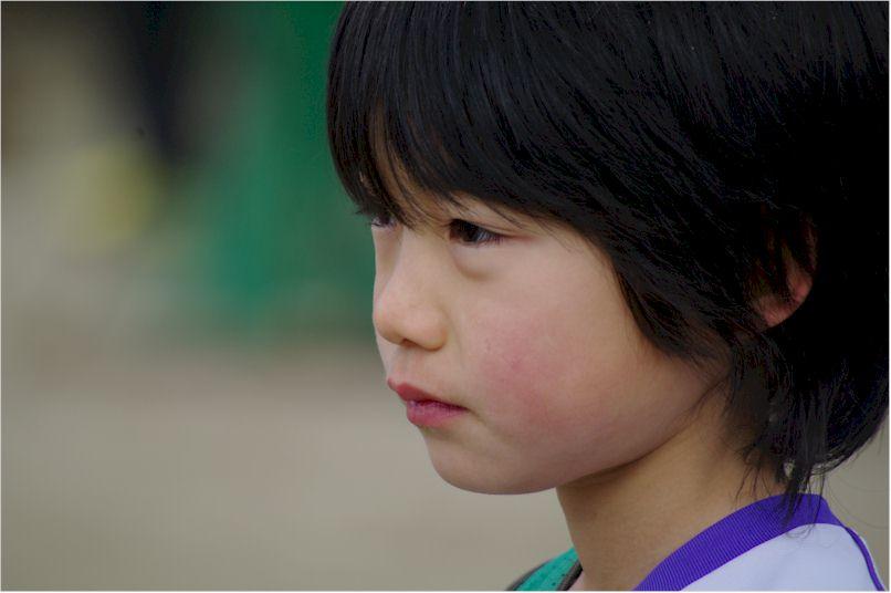 小学3年生 ナジェック交流試合 2012 年 2月18日