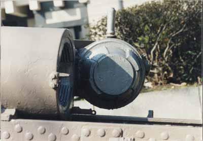 靖国神社の九六式十五榴(1998ご...