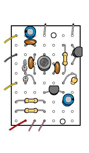求两管低阻耳塞机 - 〓晶体管与集成〓 - 矿石收音机